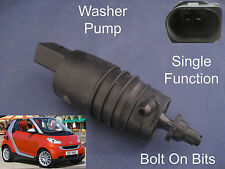 Front Windscreen Washer Pump Smart ForTwo Cabrio 2007 2008 2009 2010 2011