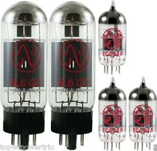 JJ Premium Tube Complement set for Fender Hot Rod Deluxe / Hot Rod Deville L@@K!