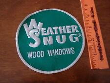 VINTAGE WEATHER SNUG WOOD WINDOWS PATCH GLIDING GLASS DOORS CONSTRUCTION  BX M 3