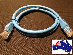 50cm CAT6 Network Cable Ethernet LAN Patch Lead Premium RJ45 Cord CAT 6