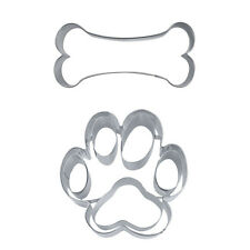 Ausstechformen / Ausstecher – Hundesnack – Set, 2-teilig