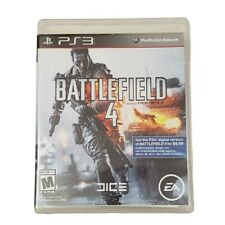 PS3 Battlefield 4 Video Game PlayStation 3
