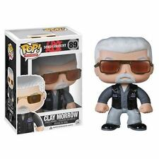 Funko POP Television Sons of Anarchy: Clay Morrow Vinyl Figure FUN3841 US Seller