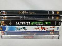 Lot Of Family Friendly DVD Disney Planes Harry Potter Robots Santa Clause 2 NEW