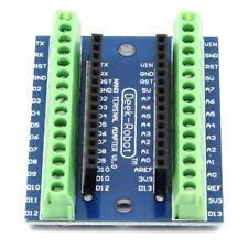 Nano Terminal Expansion Board Terminal Adapter IO Shield For Arduino NANO New