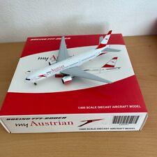 JC Wings Austrian Airlines Boeing 777-200ER 1:400