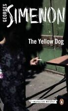 The Yellow Dog: Inspector Maigret #5 by Simenon, Georges | Paperback Book | 9780