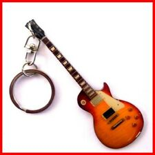 LED ZEPPELIN - GUITARE PORTE CLE ! JIMMY PAGE Number One Les Paul Signature Rock