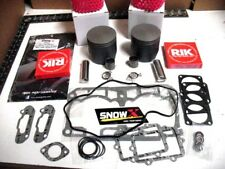 END OF SEASON SPECIAL SKIDOO 800R DUAL RING PISTON TOP END KIT BEARINGS GASKETS