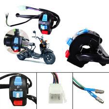 Motorcycle ATV Hi/Low Beam + Turn Signal Light + Horn Left Light Switch Control