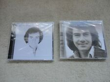 TWO  BRAND NEW FACTORY SEALED UNWANTED PRESENTS  NEIL DIAMOND CD ALBUMS 33 TRACK