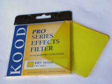 Filtri giallo B&W per fotografia e video