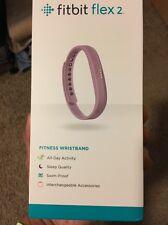 Fitbit Flex 2 Activity Tracker Waterproof Bracelet swim-proof fitness  Lavender