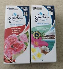 2 Glade Touch & Spray Refils