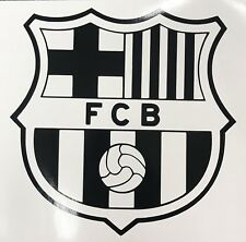 FC BARCELONA Logo Soccer Football Car Window Truck Laptop Vinyl Decal Sticker