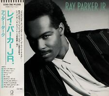 RAY PARKER JR. After Dark FIRST PRESS JAPAN CD 32XD-780 Raydio Natalie Cole