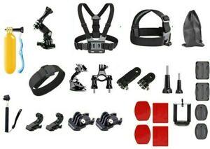 GoPro HERO 8 Black Action Camera Accessories Kit1; Go Pro Hero 7/6/5 (50 in 1)