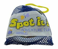 NEW Spot It! Adventure Fun Card Game