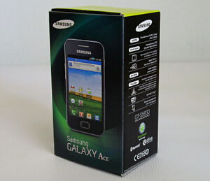 Samsung GALAXY Ace (Unlocked) Smartphone Android Phone or FULL SET
