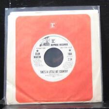 "Dean Martin - She's A Little Bit Country 7"" Mint- 1004 Vinyl 45 Promo"