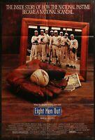 EIGHT MEN OUT Charlie Sheen ORIGINAL 1988 1-SHEET MOVIE POSTER 27 x 41 *