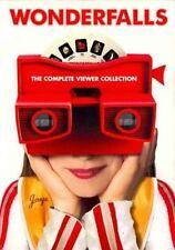 Wonderfalls Complete Series 0024543148043 With Jeffrey R. Smith DVD Region 1
