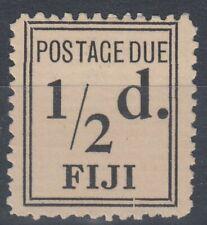 FIJI 1917 ½d. POSTAGE DUE MINT (ID:G3961)