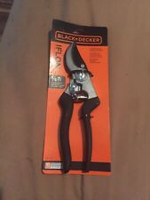 "Black & Decker Professional Iflon Bypass Pruners 5/8"" Cutting Capacity"