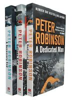 Peter Robinson Inspector Banks 3 Books 1 to 3 Crime Thriller Detective New