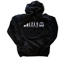 PLATA Edition BULLY TRANSPORTER Evolution Sudadera Con Capucha S -XXL