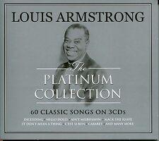 Louis Armstrong - Platinum Collection Cd3 NOTNOW NEU