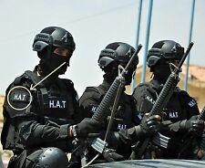 """Anti-Terrorism Security Hêzên Antî Teror Asayîşa Rojavayê Kurdistanê H.A.T. 4"""""""