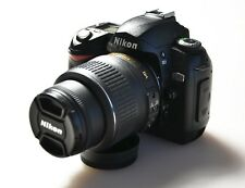 Nikon D70 6.1 MP Digital SLR Camera 3147161 w/ AF-S DX Zoom-Nikkor 18-55mm Lens