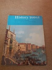 HISTORY TODAY JUNE 1967 BOOKLET