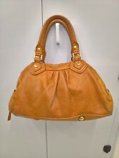 *MARC by MARC JACOBS Camel 'Classic Q Baby Groovee' Leather Satchel Bag Original