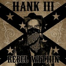 Hank Williams III, Hank Williams 3 - Rebel Within [New CD] Explicit