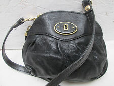 -AUTHENTIQUE petit  sac à main   FOSSIL  cuir   TBEG   bag vintage