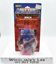 Spikor NEW SEALED 1984 He-Man MOTU Masters of the Universe Mattel Action Figure