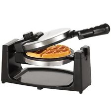 NEW BELLA 13991 Rotating Waffle Maker Polished Stainless Steel FREE SHIPPING