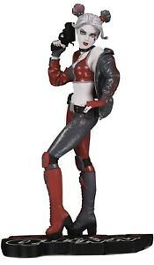 Harley Quinn Red White And Black DC Collectibles Josh Middleton Limited 5000 NEW