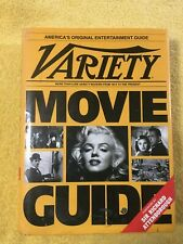 Variety Movie Guide ~ Variety Staff Writers; Derek Elley ~ HC VG