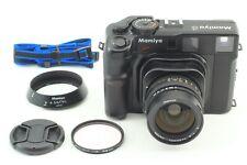 "New Mamiya 6 Rangefinder Film Camera w / G 50mm F4 L ""Near Mint"" From Japan 473"