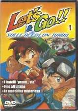 DVD LET'S & GO 1 SULLE ALI DI UN TURBO