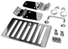 1998-2006 Jeep Wrangler & Unlimited Hood Hinge Kit Stainless Steel Set