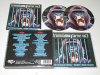 Various – Traumatismo Y Terror Vol.3-Lucifer's Final Chapter/Tr 1025/2C 2XCD