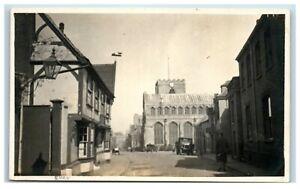 13cm x 8cm Photograph print of Bury St Edmunds Suffolk St Mary's Church