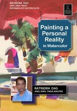 Painting a Personal Reality in Watercolor with Radindra Das - Art Education DVD