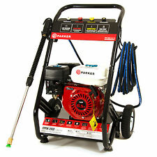Petrol Pressure Jet Washer Extremely Powerful Unit Stroke Engine Cleaning Patios