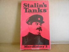 Metagaming Microhistory #3 Stalin's Tanks Mini-Box Unpunched!