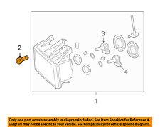 GM OEM Engine Appearance Cover-Sound Absorber Bolt 11609669